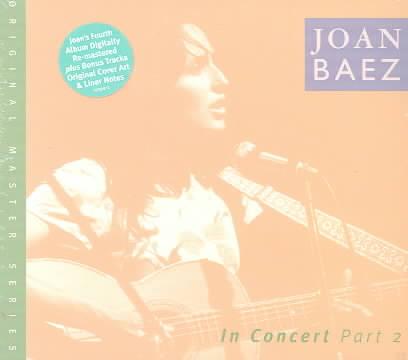 IN CONCERT PART 2 BY BAEZ,JOAN (CD)
