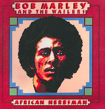 AFRICAN HERBSMAN BY MARLEY,BOB (CD)