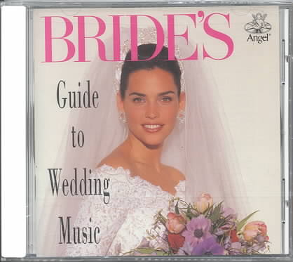 BRIDE'S GUIDE TO WEDDING MUSIC (CD)
