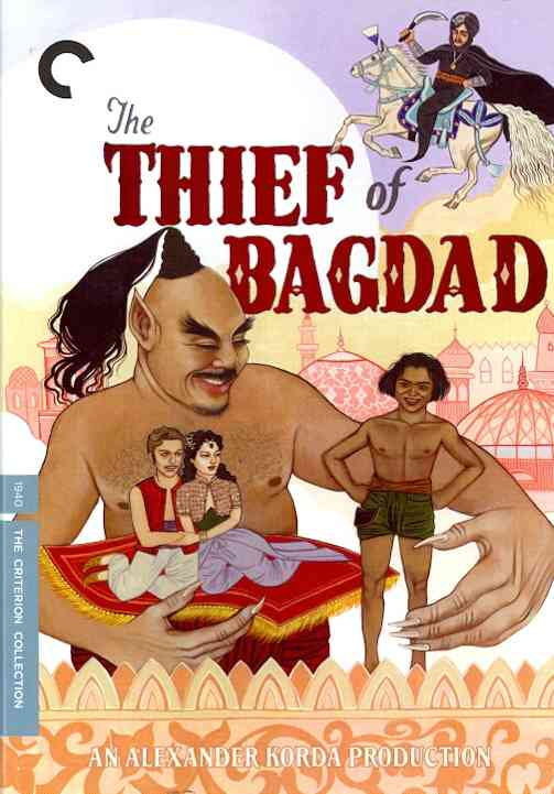 THIEF OF BAGDAD BY KORDA,ALEXANDER,MI (DVD)